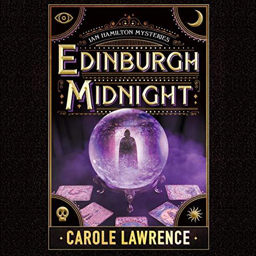 Edinburgh Midnight: Ian Hamilton Mysteries, Book 3