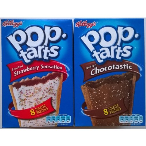 Pop Tarts - 2 x 8 pack