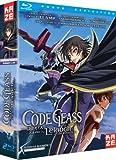 Coffret code geass, saison 1 [Blu-ray] [FR Import]