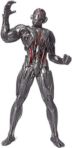 tienda en linea XHC Figura de acción, Anime Toy Model Model Model Marvel The Avengers Hulk, Ultron, Modelo de visión Escena de Modelado Adornos Recuerdos   Coleccionables   Manualidades 22cm Juguetes para Niños Estatua  autorización oficial