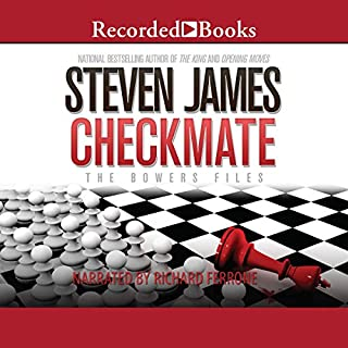 Checkmate                   By:                                                                                                                                 Steven James                               Narrated by:                                                                                                                                 Richard Ferrone                      Length: 14 hrs and 38 mins     142 ratings     Overall 4.6