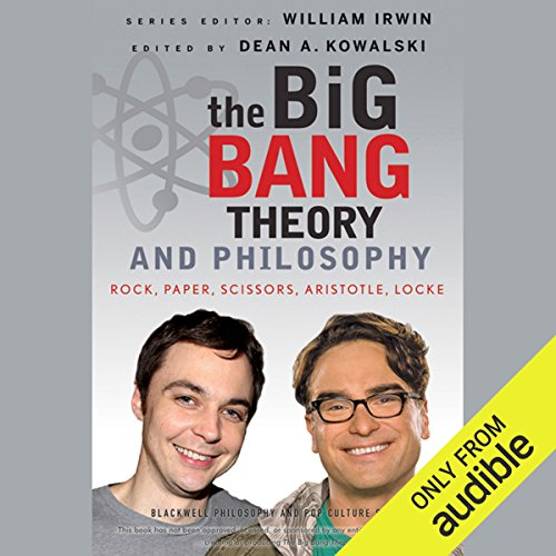 The Big Bang Theory and Philosophy cover art