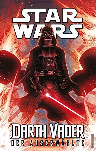 Star Wars Comics - Darth Vader (Ein Comicabenteuer): Der Auserwählte