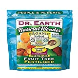 Dr. Earth 708P Organic 9 Fruit Tree Fertilizer In Poly...