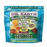 Best Fruit Tree Fertilizers - Dr. Earth 708P Organic 9 Fruit Tree Fertilizer Review