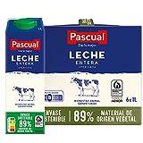 Pascual – Leche Entera Bienestar Animal – 6 x 1L