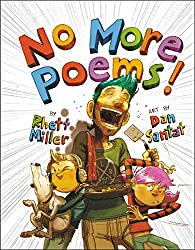 no more poems poetry books for kids