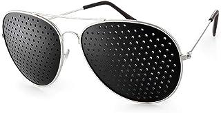 Gafas Estenopeicas Glasses Pinhole ejercicio Anti-Fatiga