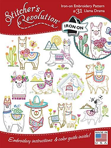 Stitchers Revolution #31 Llama Drama