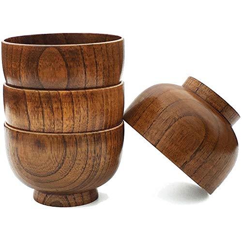 Cospring Handmade Wood Bowl,