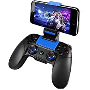 Mobile Game Controller, PowerLead PG8718 Wireless 4.0 Game Controller