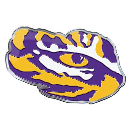 Louisiana State University Heavy Duty Aluminum Color Emblem