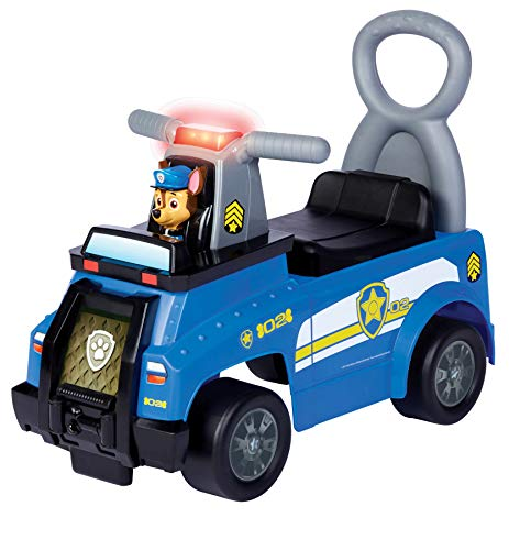 Paw Patrol Kids Ride On Chase Cruiser Ride-On for Boys or Girls