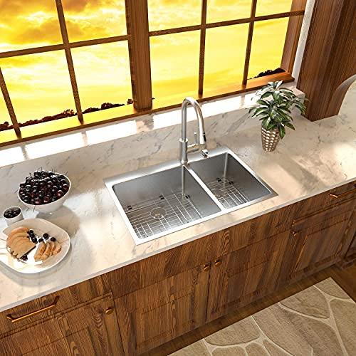 Drop Kitchen Sink - Sarlai 33
