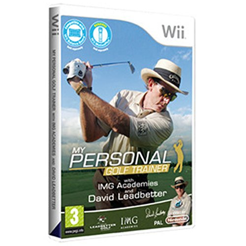 Wii My Personal Golf Trainer with David Leadbetter (PAL)