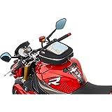 QBag Motorrad-Tankrucksack Quick Lock Quick-Lock Tankrucksack 12 (ohne Oberring), formstabil,...