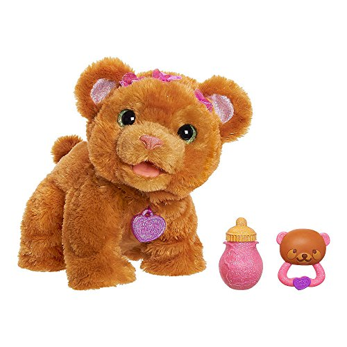 FurReal Friends Woodland Sparkle Peanut Butter, My Baby Bear Cub