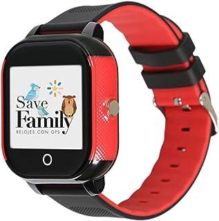 comprar comparacion Reloj con GPS para niños Save Family Modelo Junior Acuático IP67. Smartwatch Juvenil. Botón SOS, Anti-Bullying, Chat Priva...