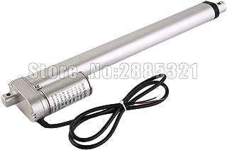 "FANTAT 300mm 12"" Multi-function Linear Actuator Motor DC12V Stroke Heavy Duty Lift mini electric tubular motor"