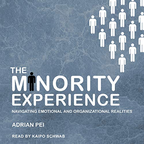 The Minority Experience audiobook cover art