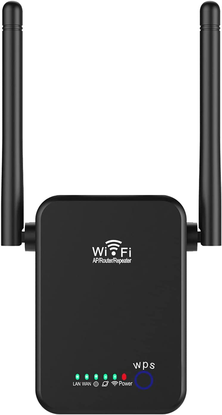 WiFi Extender Signal Booster Up 2640sq.ft Newest to The Generati Popular brand in the world Recommended