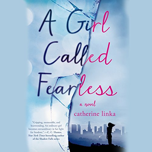 A Girl Called Fearless audiobook cover art
