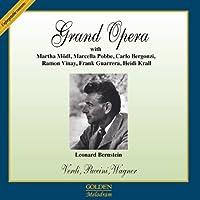 Grand Opera Conducting Leonard Bernstein by VARIOUS ARTISTS