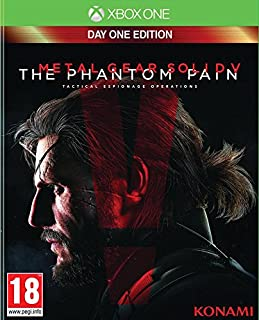 Metal Gear Solid V : The Phantom Pain - édition day one (B00DC9SF08) | Amazon price tracker / tracking, Amazon price history charts, Amazon price watches, Amazon price drop alerts