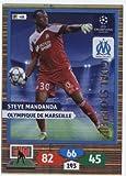 Champions League Adrenalyn XL 2013/2014 Steve Mandanda 13/14 Goal Tope