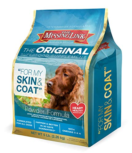 The Missing Link - Original All Natural Superfood Dog Supplement