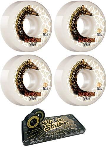 Bones Wheels 52mm Surprise price Marek Ranking TOP10 Zaprazny STF Giraffe Skateboard V5 White