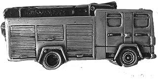Fire Engine circa 1990 (laterale) ref62b Spilla effetto peltro