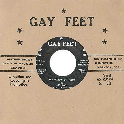Sensation Of Love / Sock It To Me Baby [Vinyl LP]