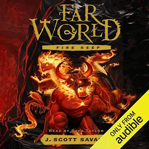 Fire Keep: Farworld, Book 4