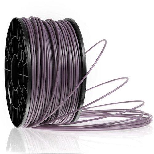 Kaisertech Filament für 3D Drucker 1kg PLA 1,75mm Dusk - Premium Qualität Spule Rolle