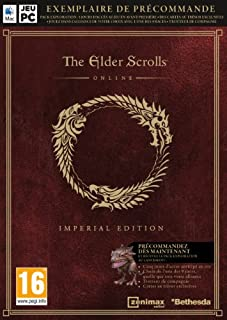 The Elder Scrolls Online - édition impériale (collector) (B00I3WT7UG)   Amazon price tracker / tracking, Amazon price history charts, Amazon price watches, Amazon price drop alerts
