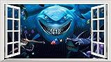 Chicbanners Findet Nemo 3D V002selbstklebend Magic