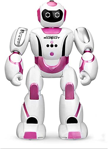 ahorrar en el despacho Fsfdfhj Smart Robot RC Toys, Programable LED Walk Slide Dance Dance Dance Gesto De Control De Canto, Juguete para Niños Carga Solar Recargable - azul rojo para Niños De Cada Fiesta.Súper Regaño,rojo  liquidación hasta el 70%