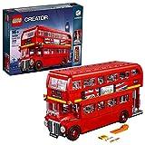 LEGO Juguete de autobús Londres - 10258 - Kit de edificio (1686 Piezas)