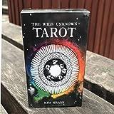 78 Tarot Cards, Tarot Cards Deck Vintage 78 Cards Rider Waite Future Telling Game Poker Destiny Divination Vettaro Mini Poker