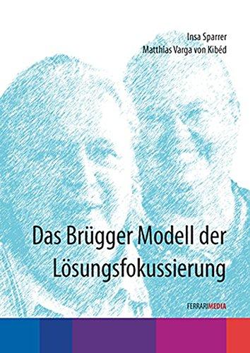 Das Brügger Modell der Lösungsfokussierung