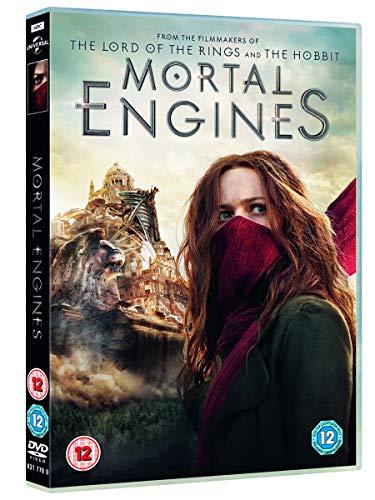 Mortal Engines (DVD) [2018]