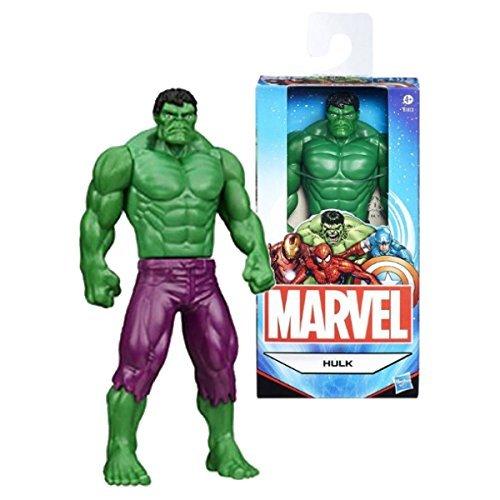 HASBRO Avengers Action Figures Hulk 15cm. B1686 B1813