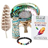 🌿📚 Detailed Instructions & Blessings: You'll learn the best way to achieve powerful & inspiring results 🎁 A great gift for anyone! Traditionally used for smudging & cleansing negative energy, we all could use some of that! 💜 🌿 All of your Sage is sus...