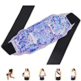 """Premium Hot Cold Gel Bead Ice Pack by FOMI Care 