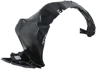 Parts N Go Prius Front Fender Liner Left Driver Side LH Splash Guard 2010-2015 - TO1248158, 53876-47030, 53876-47070