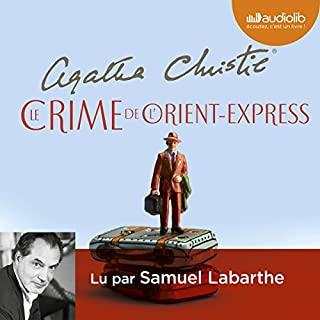 Le Crime de l'Orient Express cover art