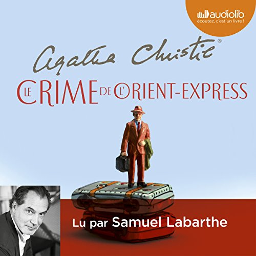 Le Crime de l'Orient Express audiobook cover art