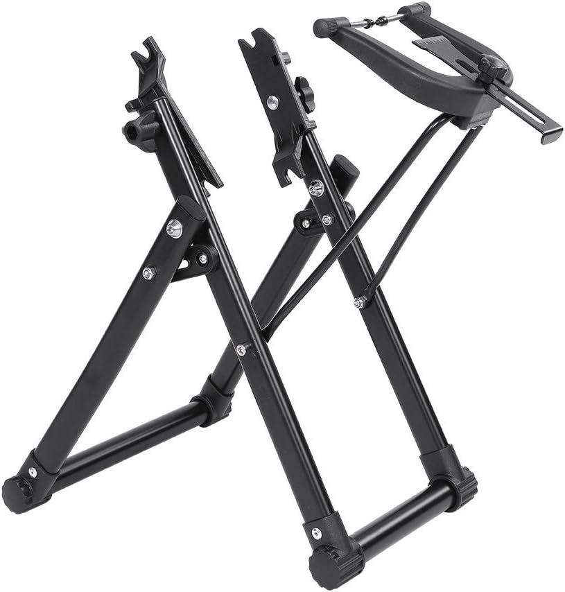 AYNEFY Bike Wheel Truing Stand to Cycli Easy Popular standard Maintenance Operate Regular discount