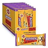 Pedigree Jumbone Huesos para Perros sabor Vacuno y Ave (pack de 12 x 2ud)